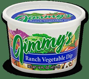 JImmy's Ranch Vegetable dip