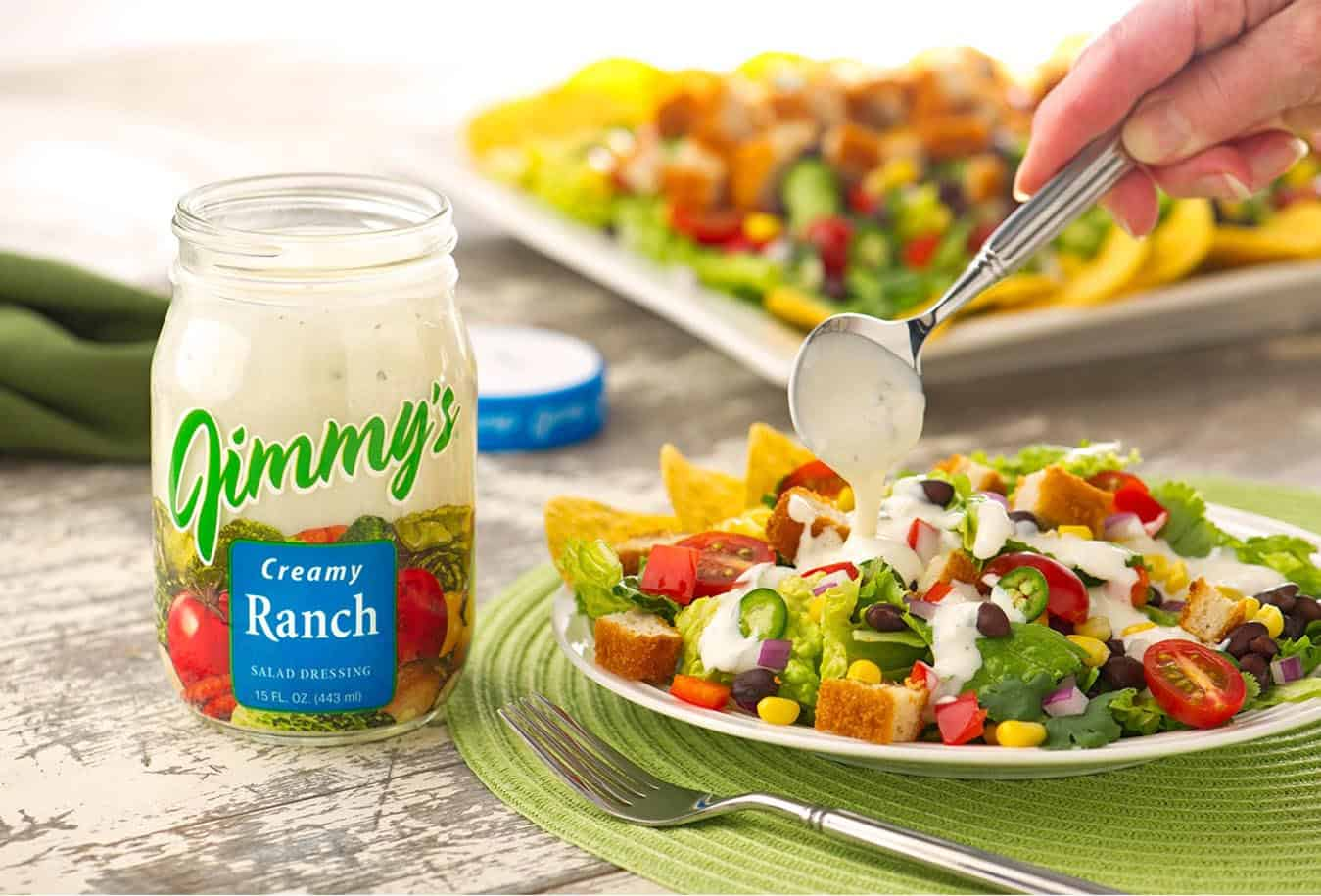 Jimmy's Ranch Dressing