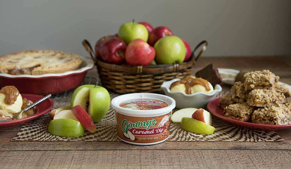 JImmy's Caramel Apple Dip, JImmy's Caramel Dip