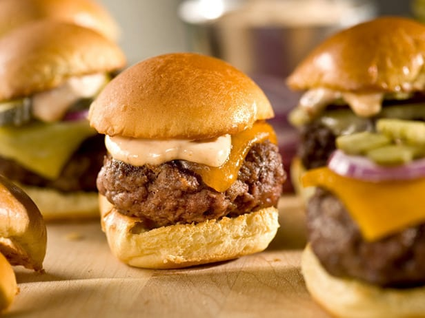 Holy Smoke! Slider recipe