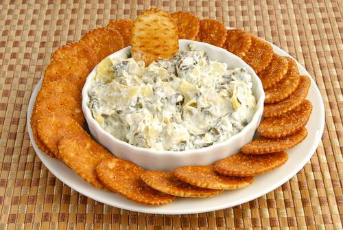 Blue Cheese Artichoke Dip Recipe