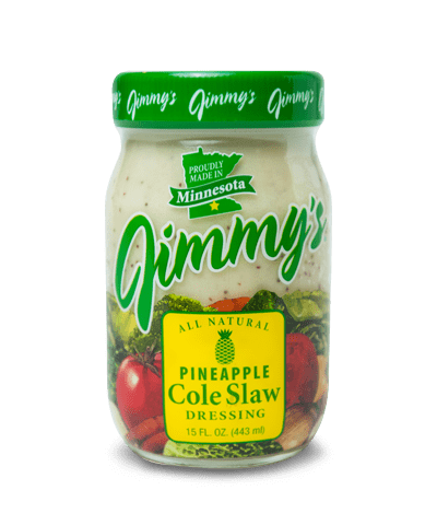 Jimmy's Pineapple Cole Slaw Dressing