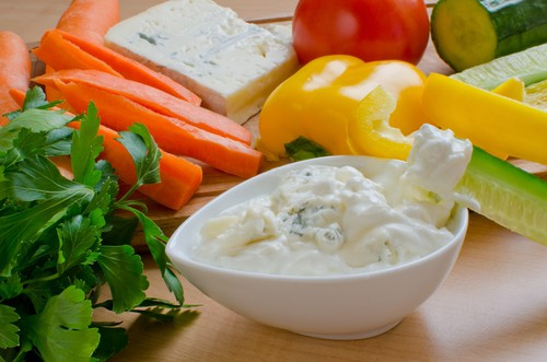 Extra Chunky Blue Cheese Dip Recipe