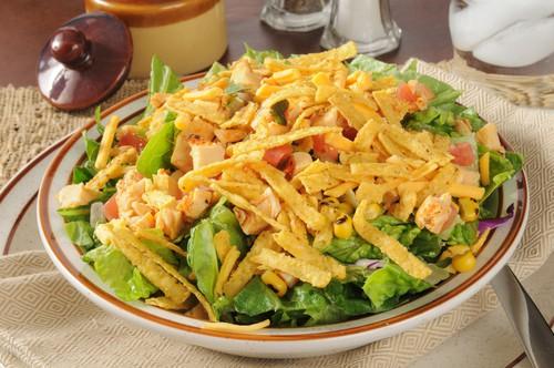 Taco Salad Recipe Thousand Island