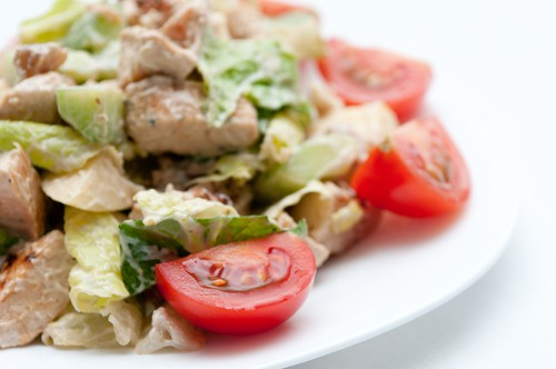 Amablu Blue Cheese Turkey Salad Recipe