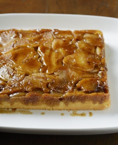 Apple Caramel Cheesecake Bars Recipe