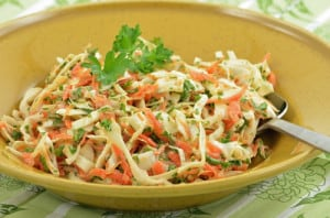 BBQ Ranch Cole slaw REcipe
