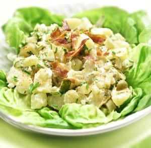 Bacon Ranch Potato Salad Recipe