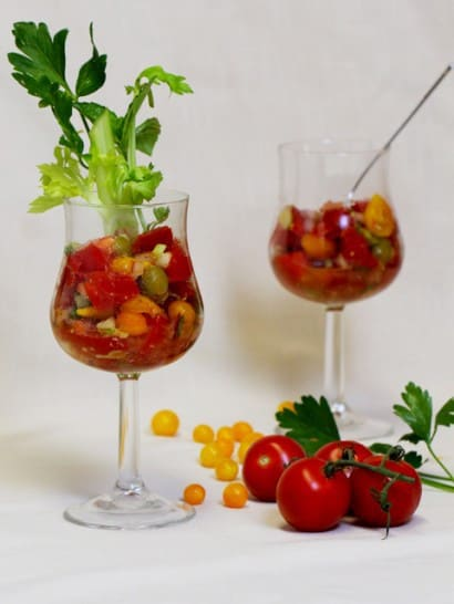 Bloody Mary Salad Recipe