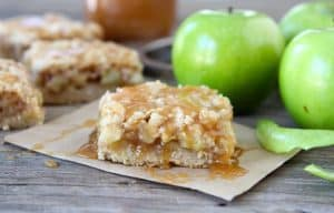 Caramel Apple Bars Recipe