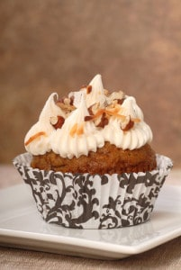 Caramel Carrot Cupcakes REcipe