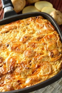 Chicken Rueben Casserole Recipe