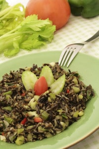 Chicken Wild Rice Salad Recipe