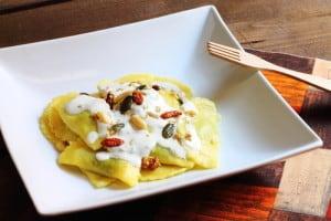 Creamy Ravioli recipe