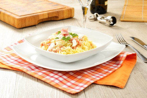 Creamy Ham & Rice Recipe