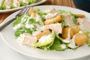 Creamy Parmesan Caesar Salad Recipe