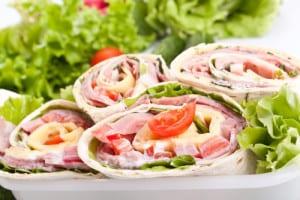 Hawaiian Wraps Recipe