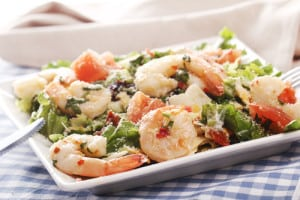 Shrimp Brocolli Slaw Recipe