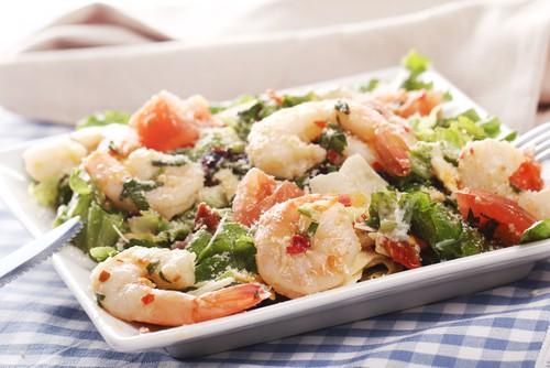 Shrimp Brocolli Slaw Recipe