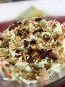Sidekick Slaw recipe