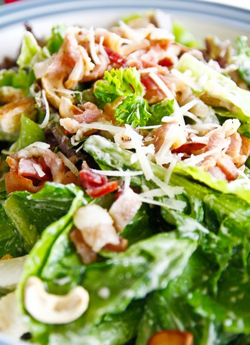 Smokey Blue BLT Salad Recipe