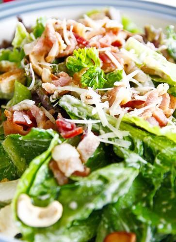 Smokey Blue BLT Salad Recipe