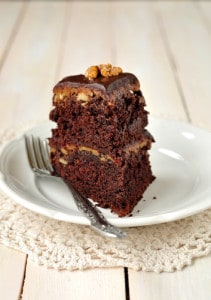 Snicker Cake Recipe