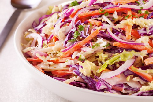 Sweet Cajun Slaw Recipe