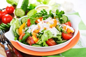 Veggie Lovers Salad Recipe
