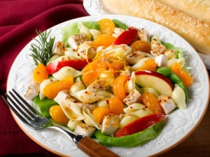 Fruited Pasta Salad Recipe