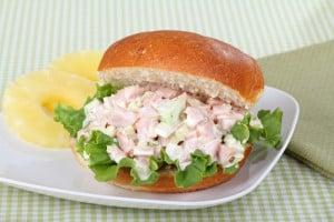 Ham Salad Sandwich Recipe