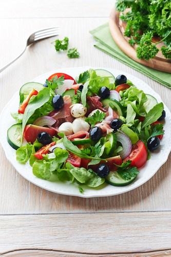 Proscuitto Arugula Salad Recipe