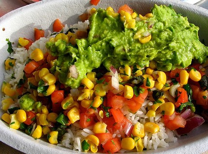 Easy Burrito Bowl recipe