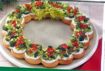 Crescent Roll Christmas Wreath Recipe, Crescent Roll Wreath