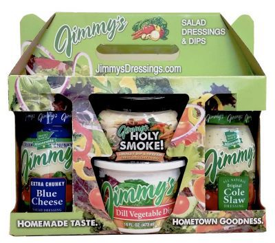 JImmy's Giftpack
