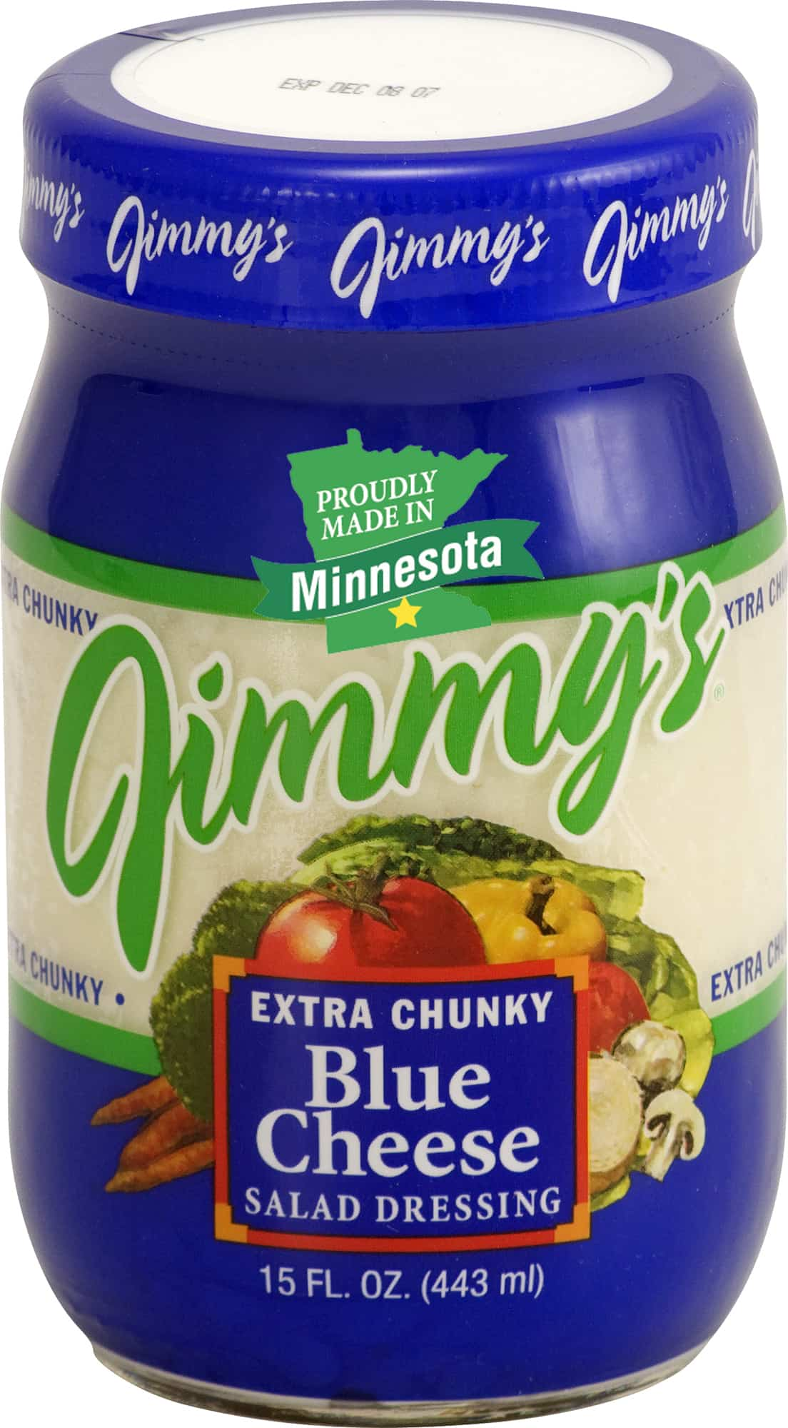 JImmy's Extra Chunky Blue Cheese Dressing