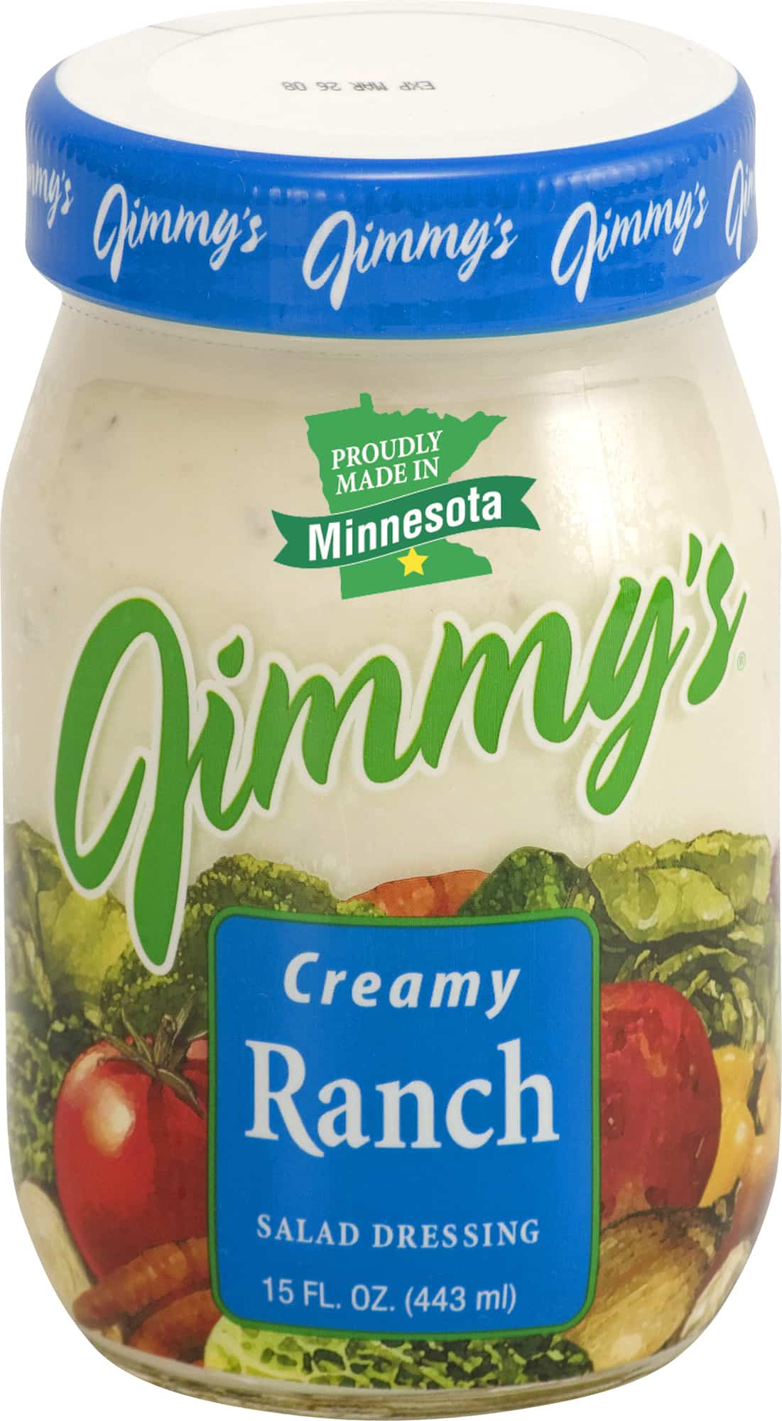 JImmy's Creamy Ranch Dressing