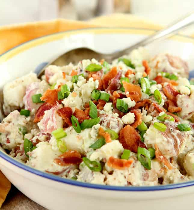 Smokey Bacon Potato Salad