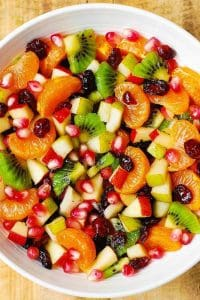 Springtime Fruit Salad recipe