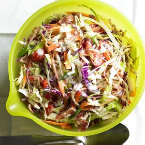 Sweet Italian Slaw recipe