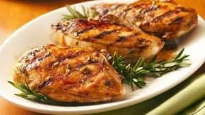 Sweet & Sour Grilled Chicken recipe