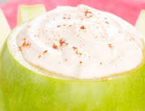 Caramel Greek Yogurt Dip