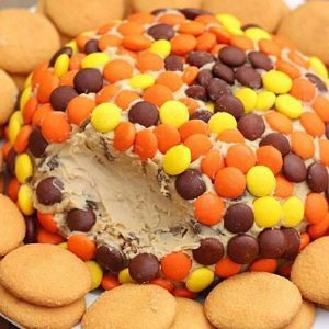 Reeses Caramel Ball, Caramel Apple Ball, Caramel Apple Ball Recipe