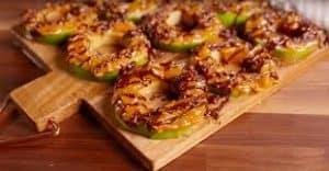 Samoa Apple Slices, Samoa Apple Slices Recipe