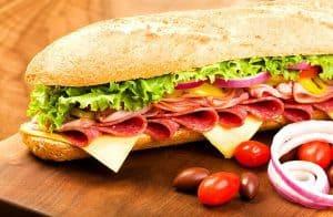 Holy Smoke! Sub Sandwich Recipe