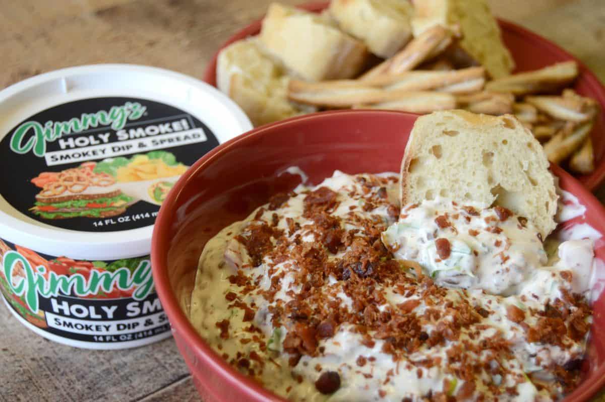 BLT Recipe, Bacon, Lettuce & Tomato Dip Recipe