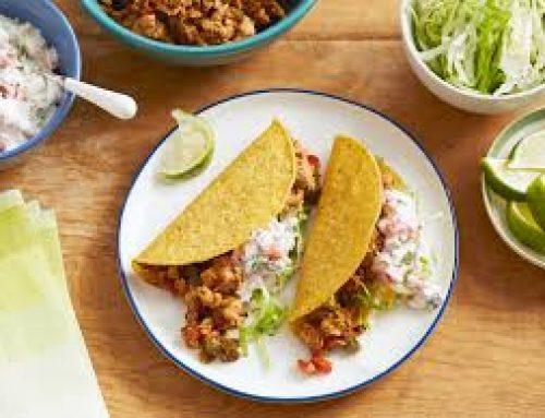 Creamy Tacos