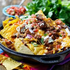 Nachos Recipe, Loaded Nachos Recipe