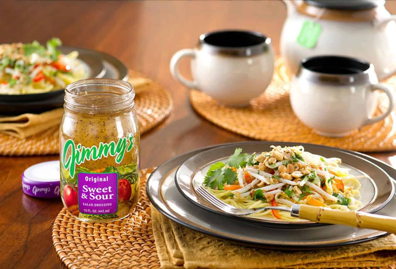 Jimmy's Sweet & Sour Dressing