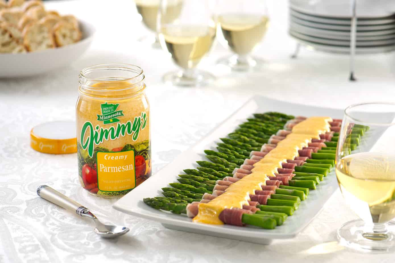 Jimmy's Creamy Parmesan Dressing